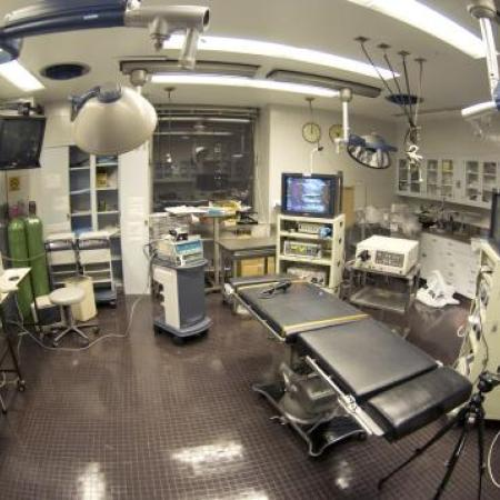 St. Luke's Hospital Surgical Research Laboratory