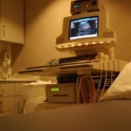Ultrasound as a diagnostic test